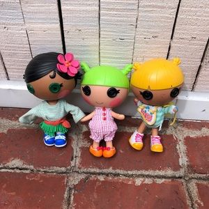 Other - Lalaloopsy mix and match bundle